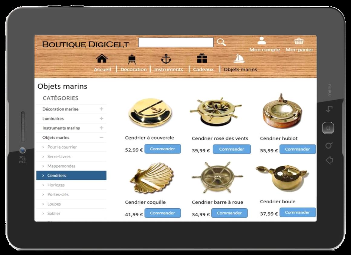 Digicelt - création de site E-commerce - créateur de sites Internet Essonne - chef de projet multimédia Essonne Paris Ile de France