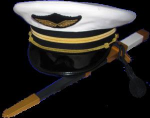 Photo casquette et poignard armée de l'air